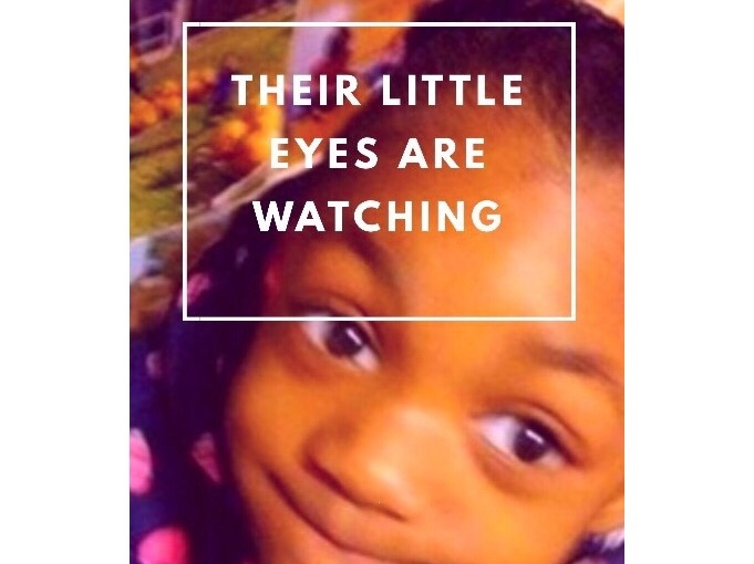 Their Little Eyes areWatching