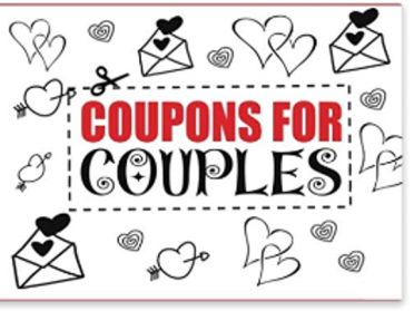COUPLES COUPONS